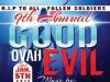 Good Ovah Evil 01.08.13 (Pics by Mark Jamdown)