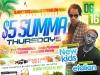 $5 SUMMA THURSDAYS