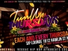 TUN UP THURSDAYS