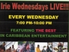 IRIE WEDNESDAYS