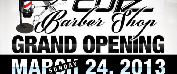 Barber Open Sunday : STAR CUTZ BARBER SHOP GRAND OPENING Birdie Promotions