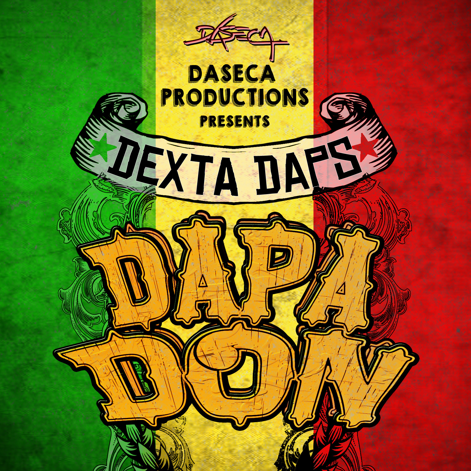 DEXTA DAPS - DAPA DON COVER