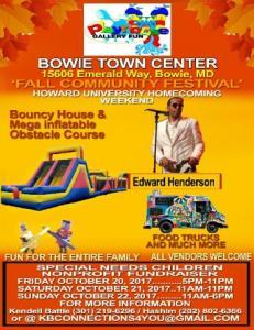 Fall Festival Main Flyer