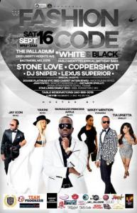 Fashion Code: White & Black Affair